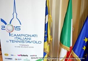 Campionati Italiani Tennis Tavolo_Manifesto