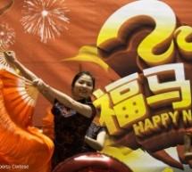 Comunità cinese in festa per il Capodanno