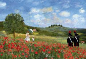 Carabinieri 4 Monet