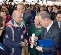 I diritti dei cartoneros nelle mani di Ban Ki-moon