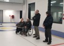 Inaugurate due piste di curling al PalaTazzoli