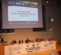Inaugurato l'Anno Accademico Sportivo del Cus Torino