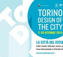Torino Design Of The City. La città del Futuro