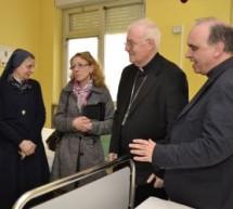 Verso l'Ostensione, due Accueil per malati e disabili