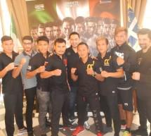 I migliori fighter del Muay Thai sul ring del Palaruffini