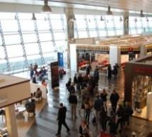 Le arie della Bohème all'aeroporto