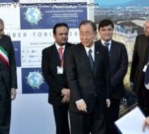 """""""Il governo locale è chiave di ogni democrazia"""". Il saluto di Ban Ki-moon al Forum"""