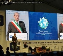 Forum, il discorso del Sindaco, Piero Fassino
