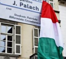Al sacrificio di Jan Palach intitolato il giardino pubblico di via Bellezia