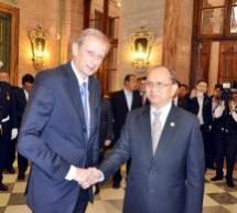 Torino e il Myanmar sempre  più vicine