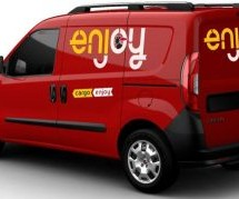 """Van sharing free floating, da Enjoy il servizio per il trasporto condiviso di """"cose"""""""