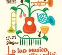 A Torino la musica ha messo radici