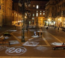 Le Luci d'Artista illuminano Torino