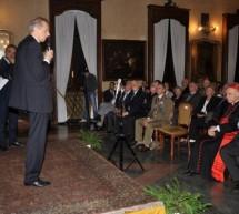 Don Gnocchi ricordato al Circolo Ufficiali