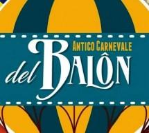 Edizione straordinaria del mercato 'Gran Balon' per la festa dell'Antico Carnevale