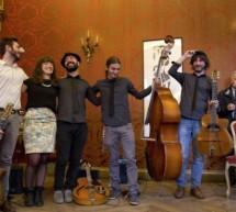 Gli Hot Club a Palazzo Paesana