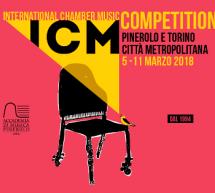 International Chamber Music Competition Pinerolo e Torino Città Metropolitana: iscrizioni entro il 14 Gennaio