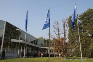 Il nuovo Padiglione Europa inaugurato oggi al Campus