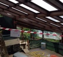 Posta sotto sequestro costruzione abusiva in strada Santa Margherita