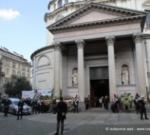 Torino si è stretta attorno alle famiglie delle vittime