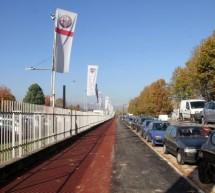 Una nuova ciclopista in lungo Stura Lazio