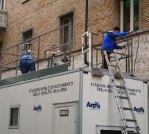 Prosegue il monitoraggio dell'aria in via Vanchiglia