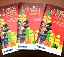 A Torino un Natale coi fiocchi. Con l'accensione dell'albero al via la settima edizione