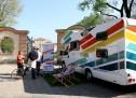 Il camper AxTo Nord oggi alla Tesoriera