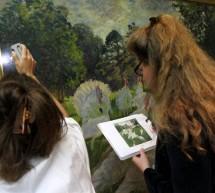 Gam, lavori in corso per Monet
