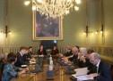 Ricevuta a Palazzo Civico una delegazione di Lione