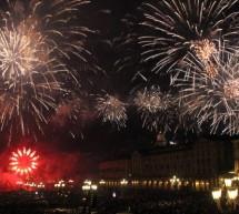 San Giovanni, fuochi d'artificio sul Po: le modalità di accesso all'evento