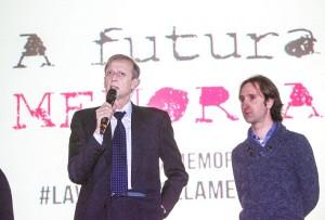 Piero Fassino e Oliviero Alotto