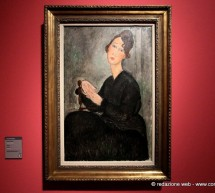 Bouhours: 'Modigliani? Una sintesi tra classico e moderno'