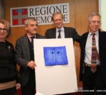 Il Maestro Paladino dona l'immagine guida al Salone delle 'Visioni'