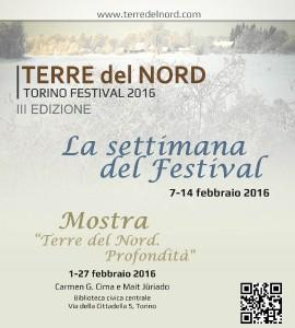 INVITO TERRE DEL NORD TORINO FESTIVAL 2016