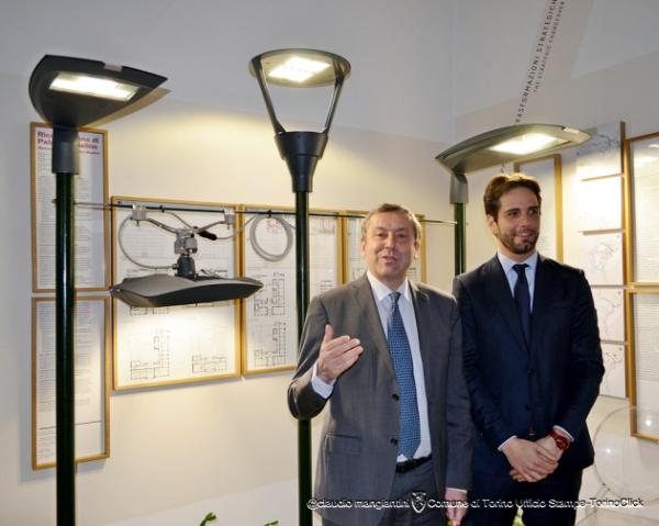 Iilluniazione LED con IREN - Lavolta, Profumo600dpi
