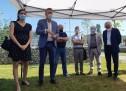 Parco Dora: inaugurati il lotto Valdocco Nord e Iron Valley