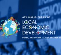 Forum Mondiale dello Sviluppo Economico Locale