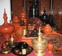 Arte e tradizioni delle lacche del Myanmar