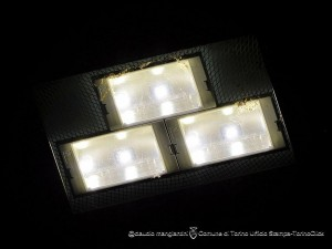 Led Iren - 3 lampade