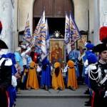 Licona di Maria S.S. di Ripalta alluscita dalla Chiesa della Pace_Edizione 2014