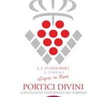 """""""Portici Divini. Le eccellenze vitivinicole del torinese"""""""