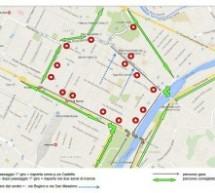 Viabilità mofidicata per la Mezza Maratona Santander