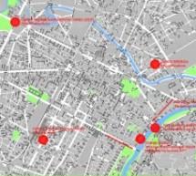 Il vademecum dei cantieri aperti in città tra luglio e agosto e le strade alternative consigliate
