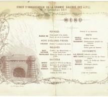 Invito a pranzo in Archivio, mostra dal 22 settembre