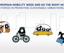 La prossima settimana la European Mobility Week