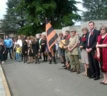 Commemorati al Monumentale i partigiani sovietici