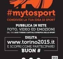 #Mytosport, per condividere la tua idea di sport