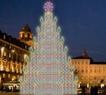 A Torino il Natale dura un mese e mezzo