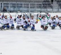 L'Italia dello sledge hockey prepara le Oimpiadi a Torino